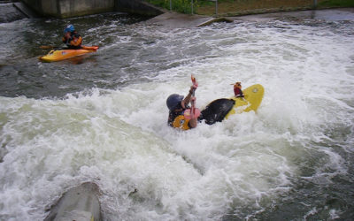 2010 – Nene Whitewater Centre