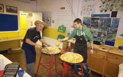 2012 – Social – Paella
